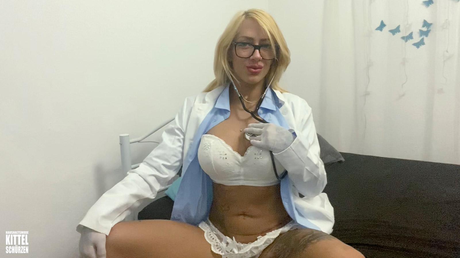 Sexy Ärtztin